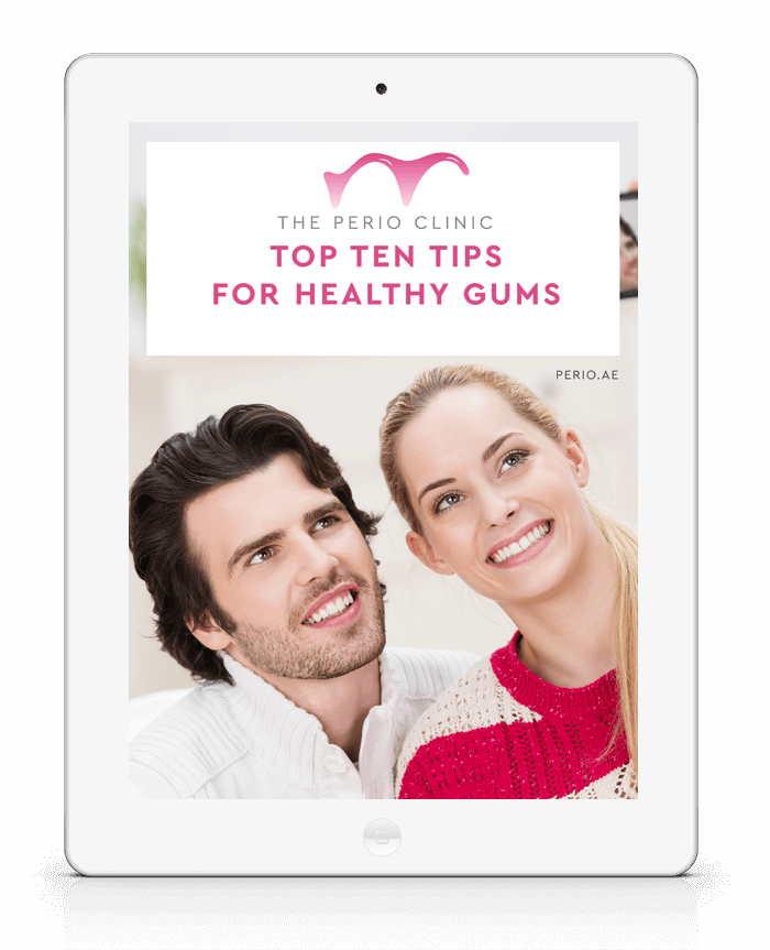 Top Ten Tips for Healthy Gums